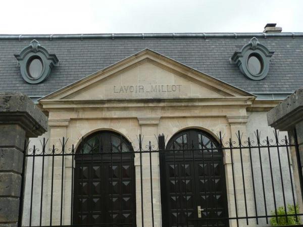 Stenay (Meuse) Un lavoir