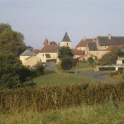 Ternant (Nièvre) Vue générale