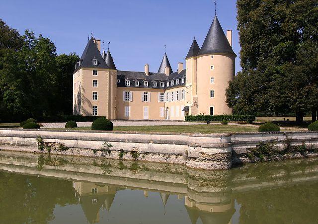 Thaumiers (18) Le château