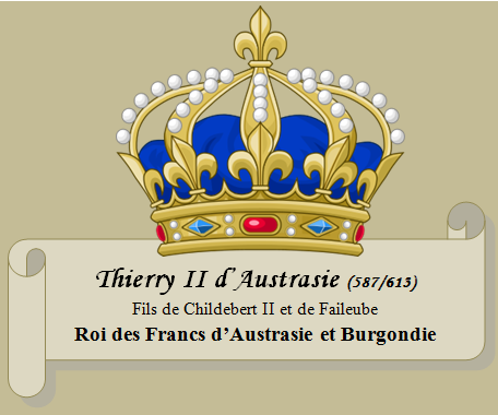 Thierry II d'Austrasie