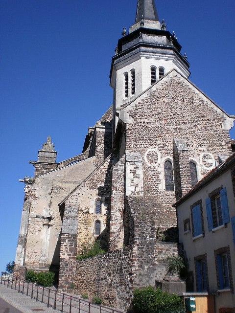 Toucy (89) L'église Saint-Pierre, chapelle des seigneurs