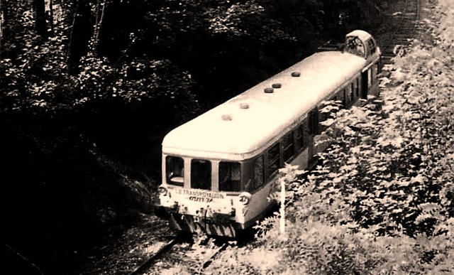 Toucy (89) Le petit train touristique