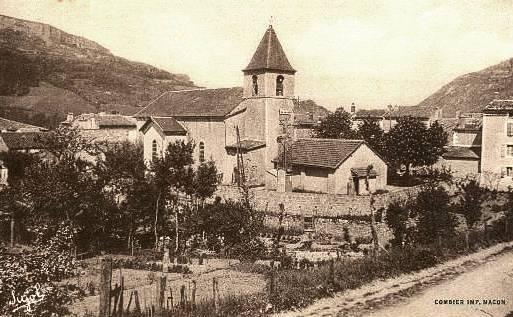 Tournemire (Aveyron) CPA