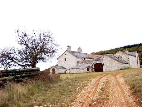 Tournemire (Aveyron) Les Fournials
