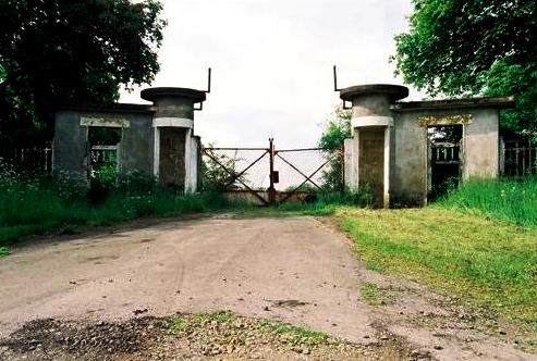 Tressange (Moselle) Ludelange, le casernement Maginot