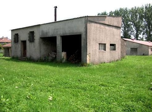 Tressange (Moselle) Ludelange, le stand de tir