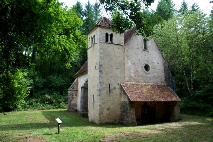 Varzy (Nièvre) La chapelle Saint-Lazare