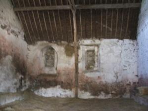 Vendières (Aisne) Ancienne chapelle de Colbert