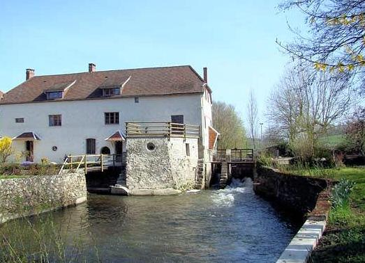 Vendières (Aisne) Moulin