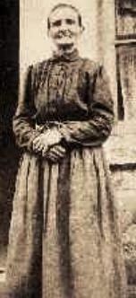 Victorine Richez (1846/1926), épouse François Gransard père