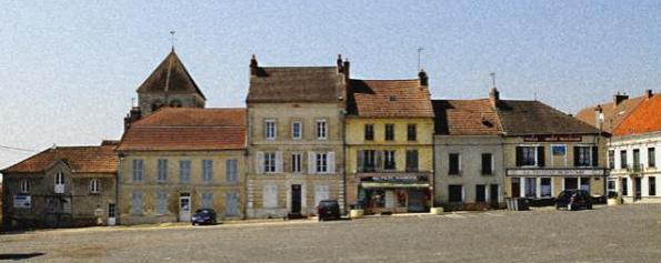 Vieils-Maisons (Aisne) Place