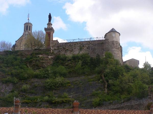 Vienne (Isère) Le Mont Pipet