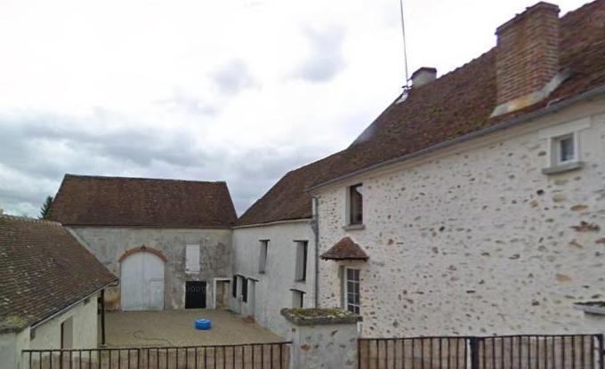 Viffort (Aisne) Le moulin Adam
