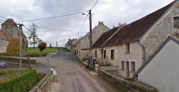 Viffort (Aisne) rue principale
