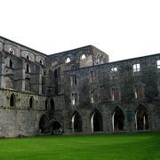 Villers-la-Ville (Belgique) ancienne abbaye de Villers-en-Brabant