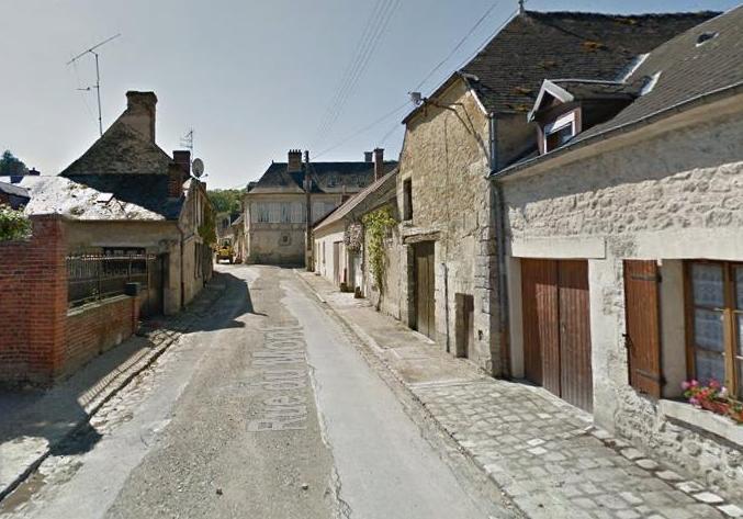 Vorges (Aisne) Rue du Mont