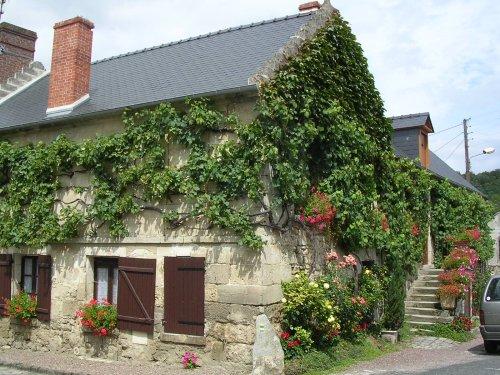Vorges (Aisne) Un vendangeoir