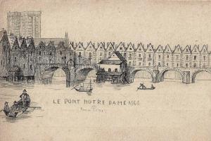 1363293037 paris ancien pont notredame