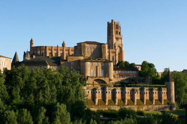 Albi tarn la cite episcopale