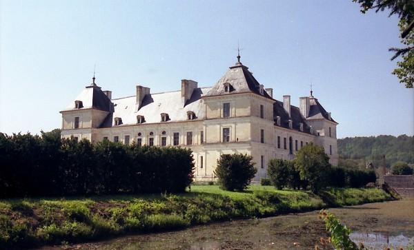 Ancy le franc yonne le chateau
