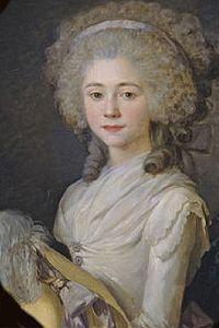 Anne felicite simone de serent 1788
