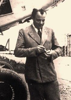 Antoine de saint exupery 1900 1944