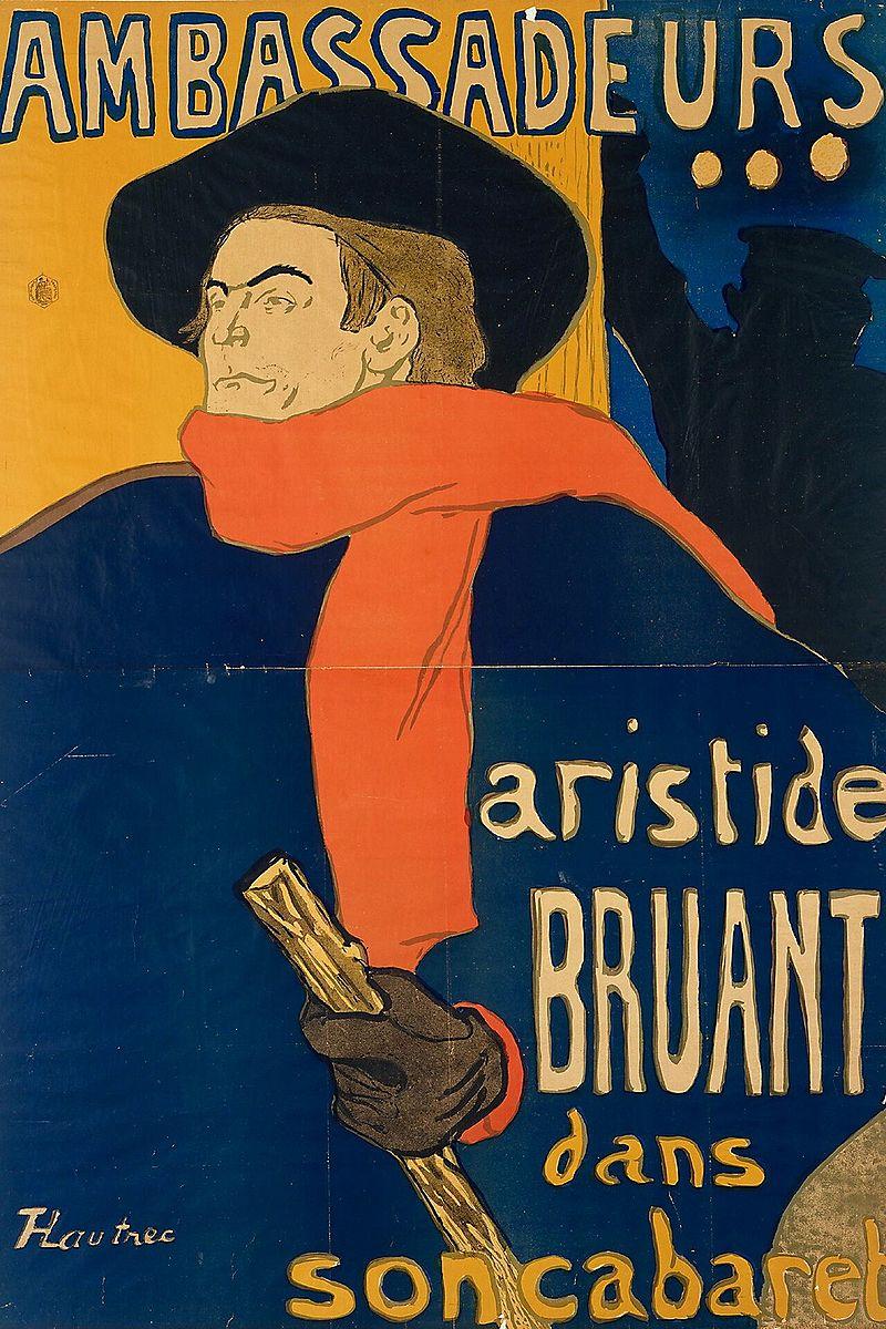 Aristide bruant 1851 1925