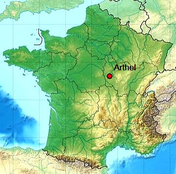 Arthel 58 geo