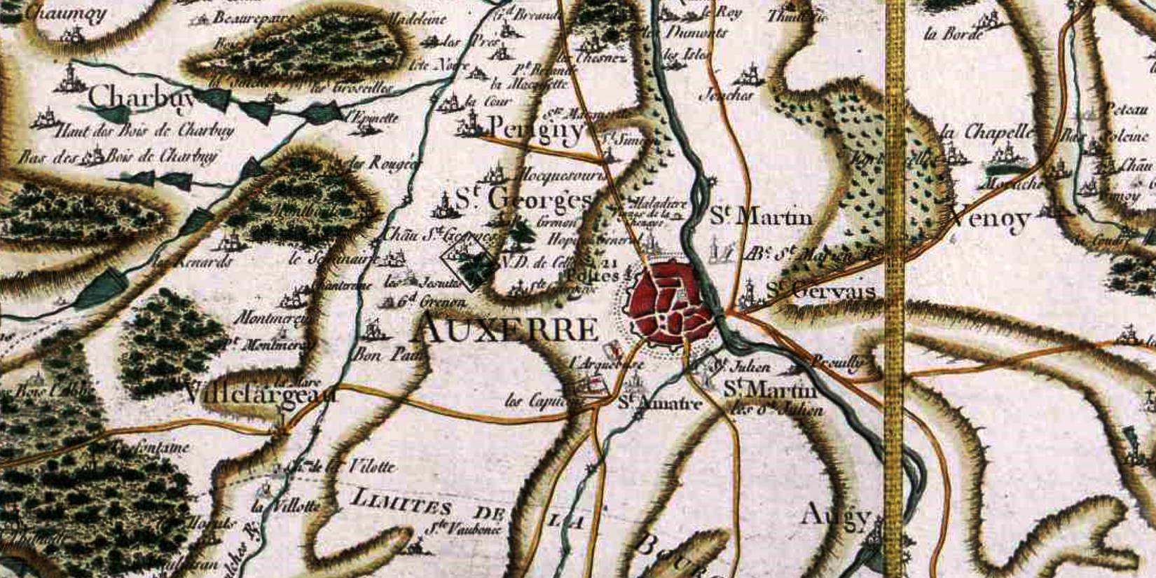 Auxerre 89 cassini