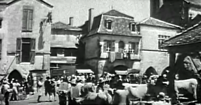 Avallon 89 film le capitan 1960 3