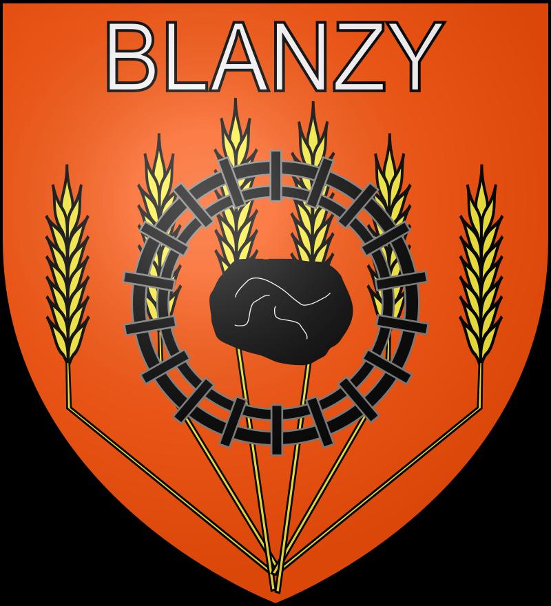 Blanzy blason