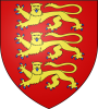 Blason iles anglo normandes