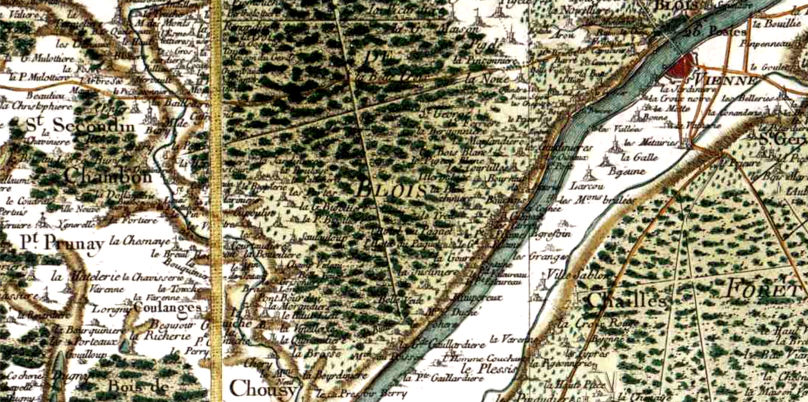 Blois 41 cassini