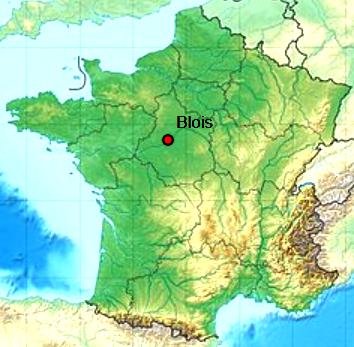 Blois 41 geo