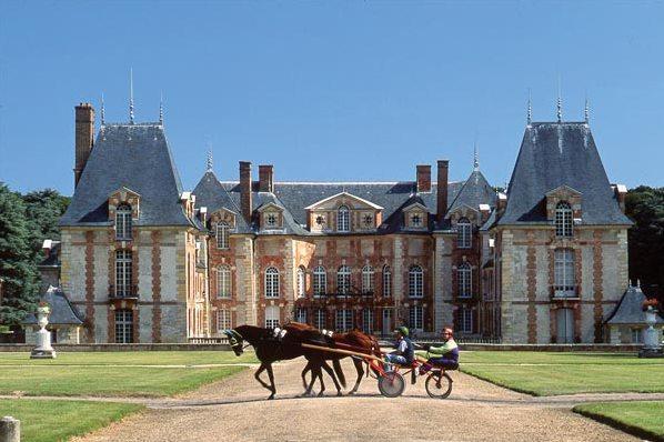 Boissy saint leger val de marne le chateau de grosbois