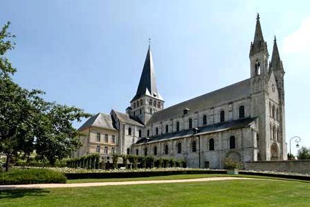 Boscherville seine maritime l abbaye