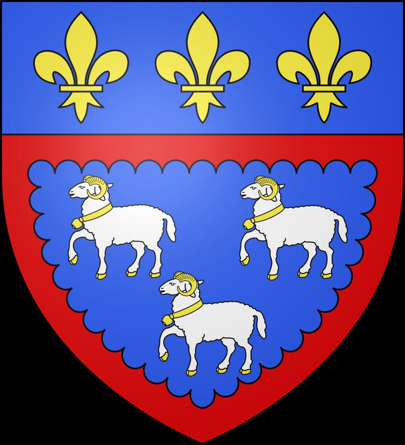 Bourges 18 blason