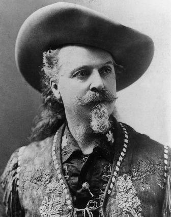 Buffalo bill william cody