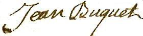 Buquet jean pierre 1817