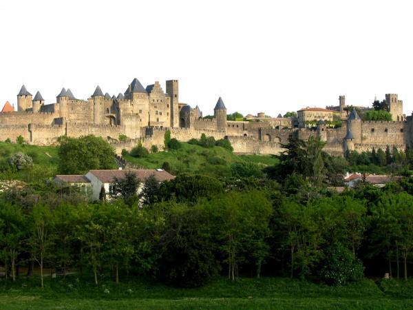 Carcassonne aude en 2011