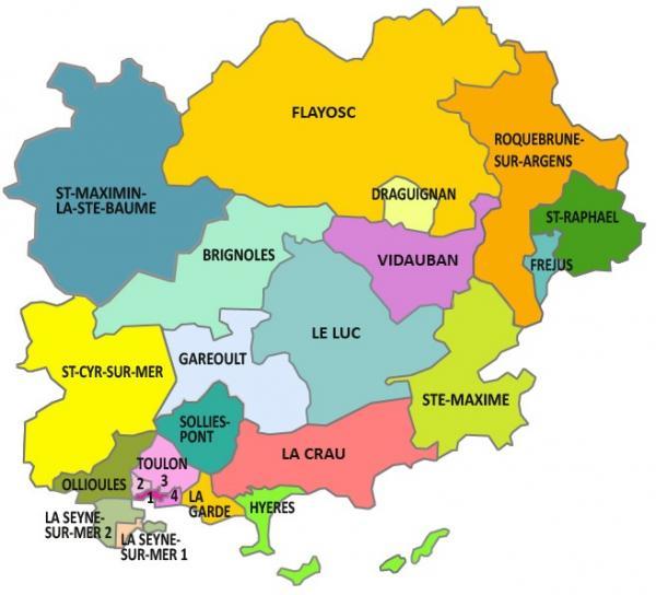 Carte cantons var 2015