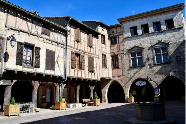 Castelnau de montmiral tarn