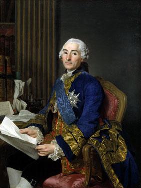 Cesar gabriel de choiseul chevigny 1712 1785
