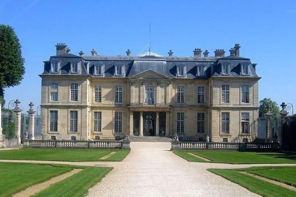 Champs sur marne seine et marne le chateau 1