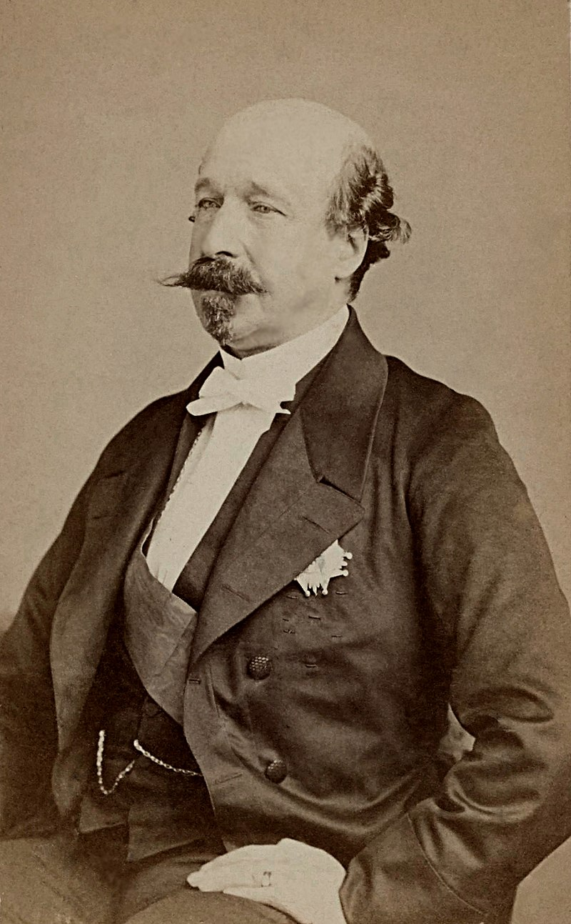 Charles de morny duc 1811 1865
