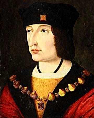 Charles viii de france 1470 1498