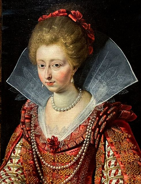 Charlotte marguerite de montmorency 1594 1650