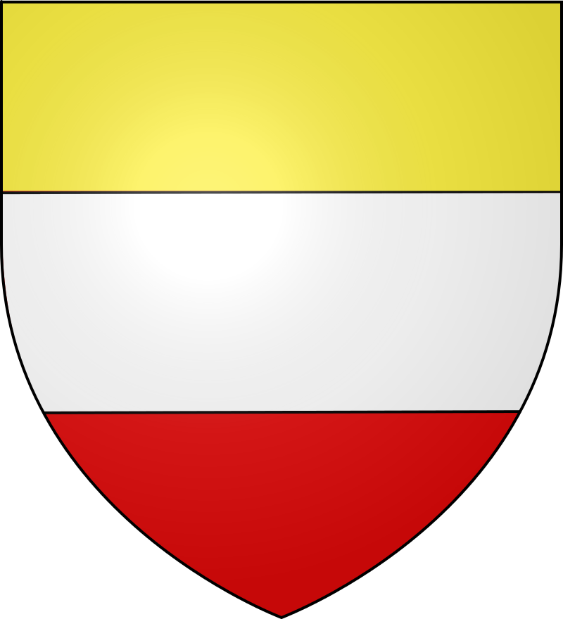 Chartres 28 blason 1696