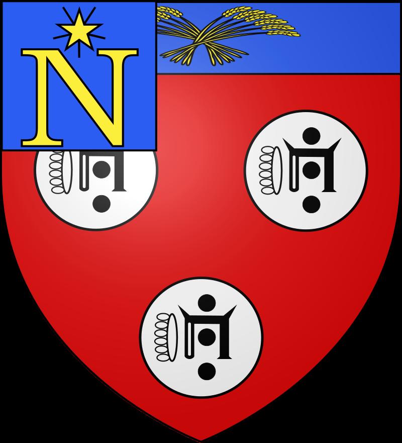 Chartres 28 blason 1er empire