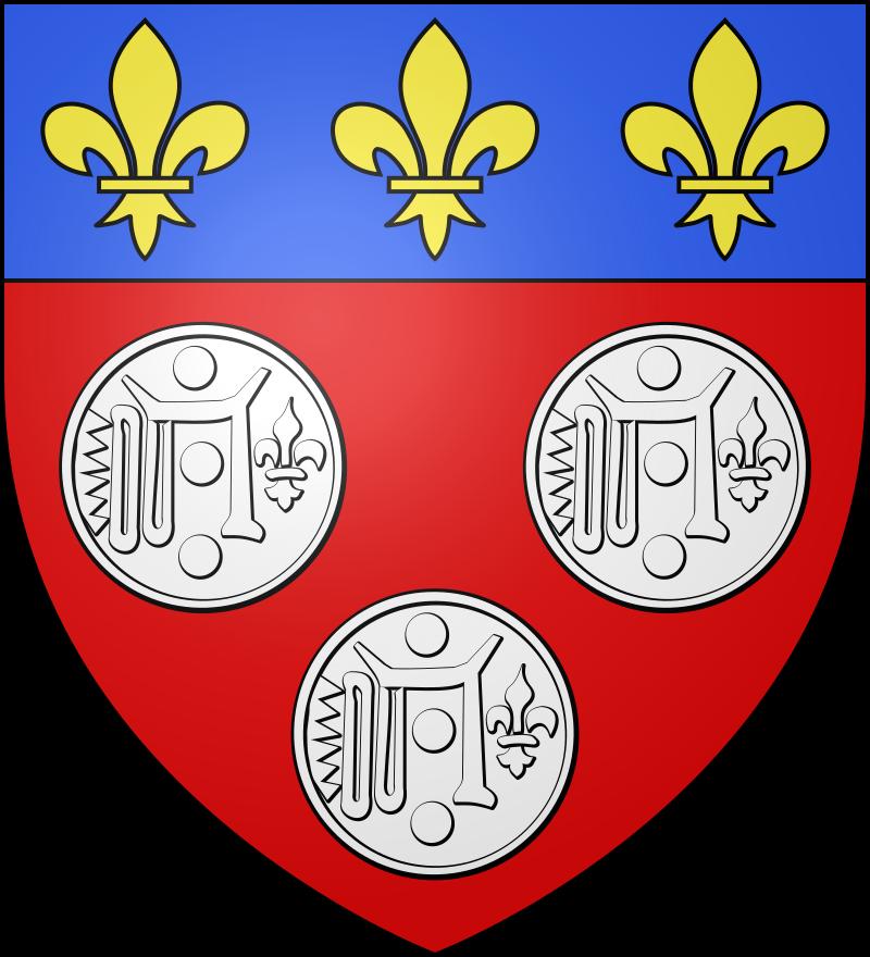 Chartres 28 blason
